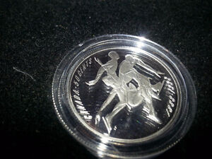 1998 Sterling silver, 50 cents,Royal Canadian Mint, only $20