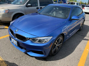 2015 BMW 435xi gran coupe M package