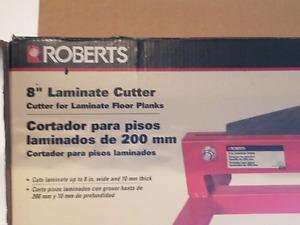 8 inch laminate cutter
