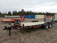 2015 N&N equipment/car trailer