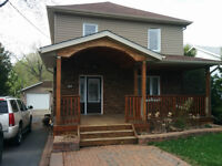 Beautiful furnished 3 bed/2 bath house in highly desirable area