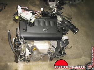 QR25DE ENGINE 02 06 NISSAN ALTIMA SENTRA SE-R 2.5L TWIN CAM 4CYL