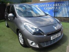 2012 Renault Grand Scenic 1.5 TD Dynamique TomTom Luxe pack (s/s) 5dr