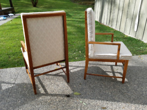 Vintage Accent Chairs *Delivery Available*