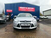 Ford, Focus 2012 1.6 125 Zetec 5dr
