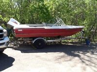 15 ft. St. Marie Boat for sale