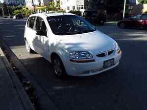2008 Pontiac Wave Hatchback LOW KILOMETERS!! MUST SELL