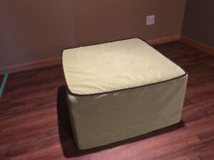Sleeper Bed Ottoman (2 available)