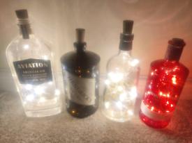 LED Gin Lights.