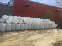 55 gallon barrels spruce Grove $15.00 each ph 780-619-4797