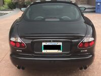 2006 Jaguar XKR Victory Edition Coupe-Looks Like an Aston Martin