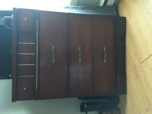 Mahogany Dresser For Sale!