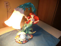 The Little Mermaid Ariel's Seaflower Serenade Lamp Laurentides Québec Preview