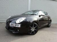 GOOD AND BAD CREDIT CAR FINANCE AVAILABLE ALFA ROMEO MITO 2013