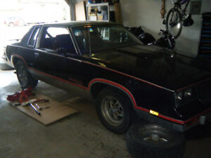 1983 Hurst/Olds 15th Anniversary Edition