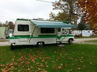 1987 Ford Elite RV Custom 350