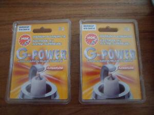 g-power spark plugs