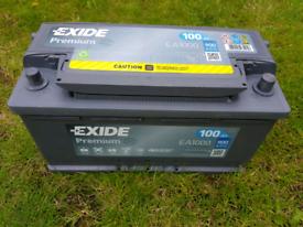 Exide Premium 100ah Battery