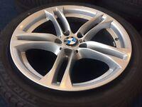 Genuine BMW M sports alloys