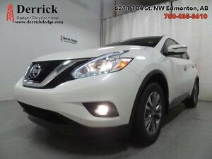 2016 Nissan Murano  Used Sl Only 12K Km Full Roof Nav $220 B/W