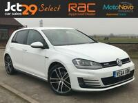 2014 64 VOLKSWAGEN GOLF 2.0 GTD (VAT QUALIFYING) ONLY 18,000 MILES