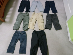 Boys pants size 2
