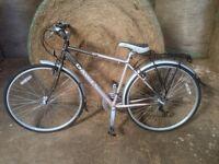 """Gents Dawes Kalahari Trekking bike 19"""" frame"""