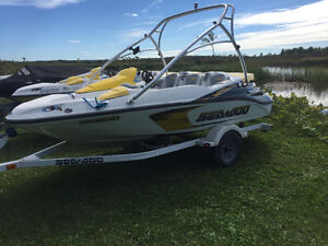 Looking for not running or not wanted seadoo boats sportster