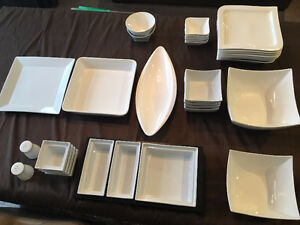 Dining ware set of 35 - BOWRING