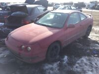 1995 Acura integra parting out******
