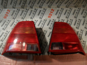 tail light -lumieres arriere volkswagen JETTA MK4 2000 a 2005