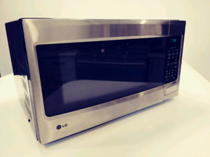 Quality LG Microwave affordably priced
