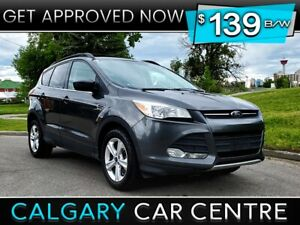 2016 Escape SE $139B/W TEXT US FOR EASY FINANCING 587-317-4200