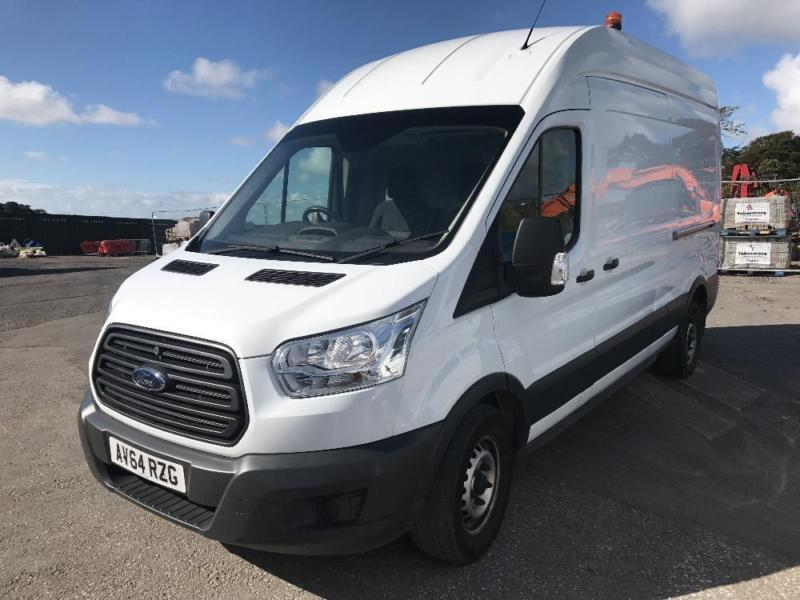 FORD TRANSIT 350 L3 Diesel, 2014 64 Choice of 3 ranigne from 40,000 to 60,000