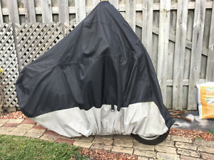 Motorcycle/Scooter cover