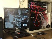 BUSINESS CCTV HD DIGITAL