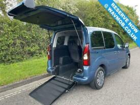 image for 2015 Peugeot Partner Tepee Drive From Or Passenger Up Front Wheelchair Accessibl