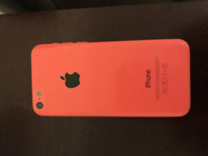 iPhone 5c pink colour