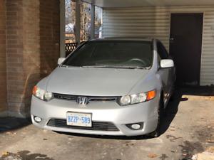 2007 Honda Civic - Safetied