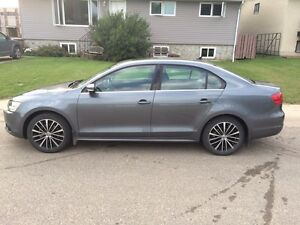 2014 VW Jetta 1.8T TSI Highline