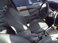 2002 Jaguar XJ6 Sedan