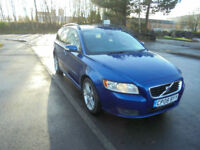 Volvo V50 2.0D 2008MY SE 2 OWNERS FULL SERVICE HISTORY