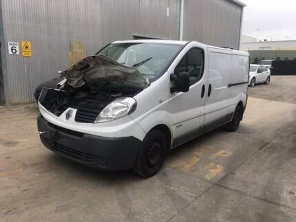 Renault Trafic Van******2017 wrecking for parts