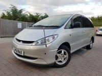 Toyota Estima Hybrid 2.4 L Petrol Automatic 8 Seater Imported Previa Family