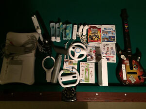 Nintendo Wii - available for delivery or pick up (good price)