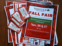 Irish Loop Artisans Cooperative FALL FAIR (All locally made prod
