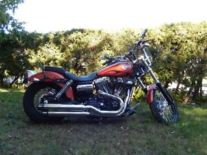 2011 Dyna Wide Glide FXDWG Stage 2