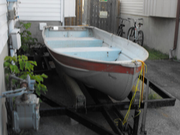 1996 Other 12 Foot Sterling Aluminum Fishing Boat