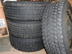 Toyo Winter Tires and Rims 225/60R17