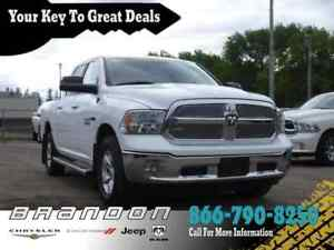 2015 Ram 1500 SLT - Bluetooth -  Power Windows
